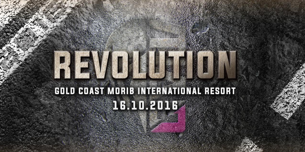 Mad Warrior Revolution 2016