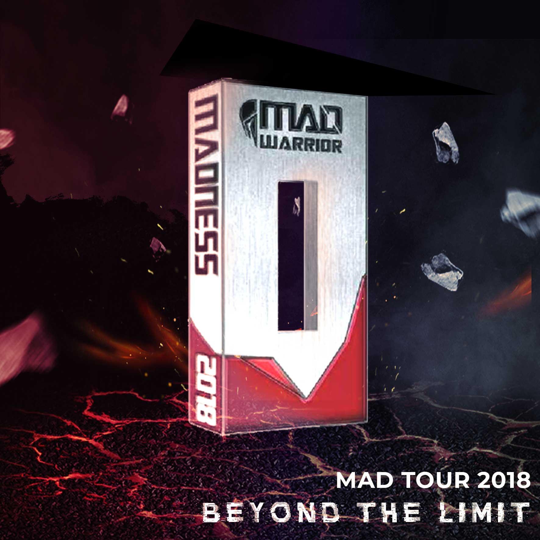 Mad Tour 2018 - Madness