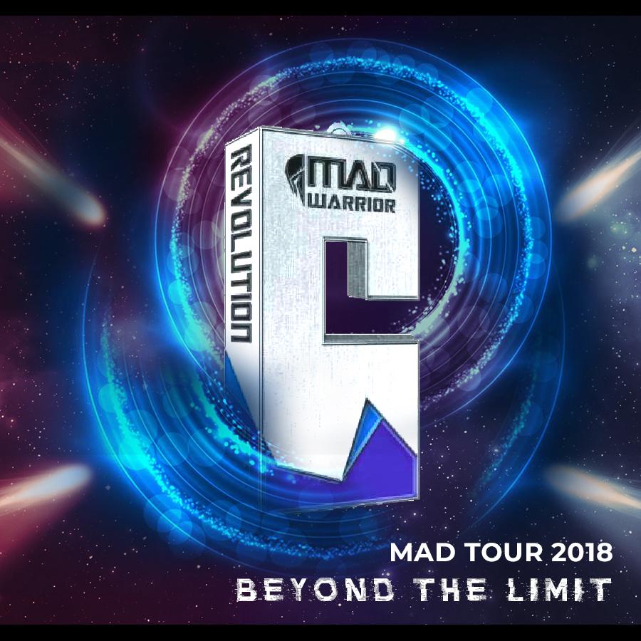 Mad Tour 2018 - Revolution